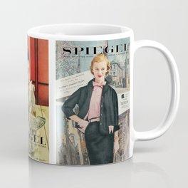 1955 Spring/Summer Catalog Cover Coffee Mug