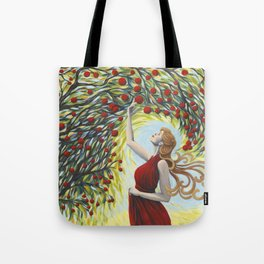 Blessing the Harvest (2016) Tote Bag