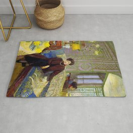 Marcelle Aron, Madame Tristan Bernard - Digital Remastered Edition Rug