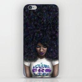 Volume Fro Life iPhone Skin