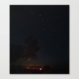 The Best Nights Canvas Print