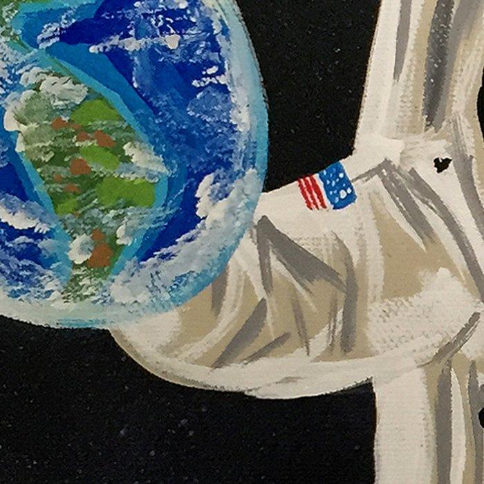 Space Games Leggings