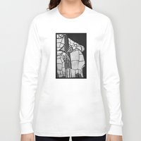 jazz Long Sleeve T-shirts featuring Jazz by spinL