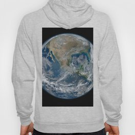 North America from Space Hoody