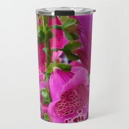 Lovely Pink Flowers 1 Travel Mug