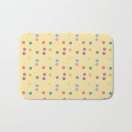 Bubble Pattern Bath Mat