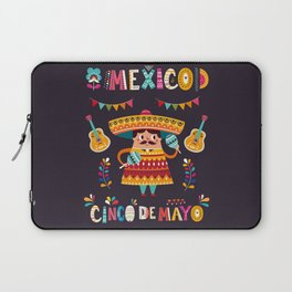 Cinco de Mayo – Mexico Laptop Sleeve