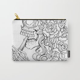 Suicide Sin Lineart Carry-All Pouch
