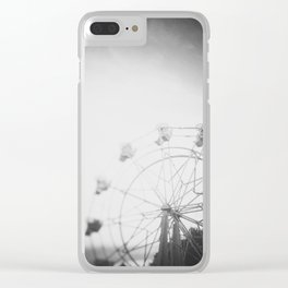 One Summer Day Clear iPhone Case