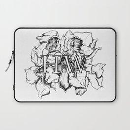 """HW"" Drawing Laptop Sleeve"