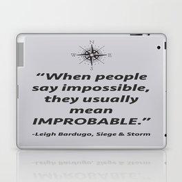 Improbable Laptop & iPad Skin