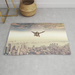 Diving to the Parallel Worlds Rug