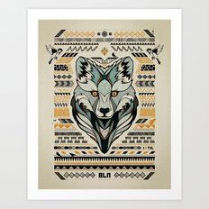 BLN Art Print