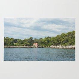 Lokrum Croatia Rug