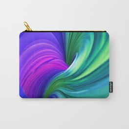 Twisting Forms #1 Carry-All Pouch