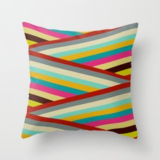 razzle Throw Pillow