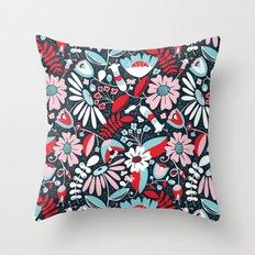 Annabelle Flirt Throw Pillow