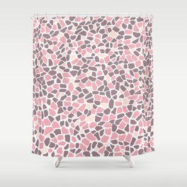 Terrazzo AFE_T2019_S8_6 Shower Curtain