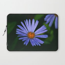 Blue Daisy Laptop Sleeve