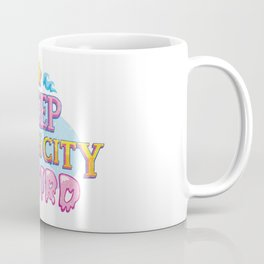 Keep Beach City Weird! Coffee Mug