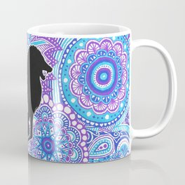 The lion's strength ! Coffee Mug