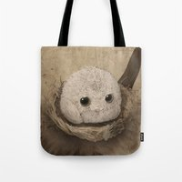 bubble Tote Bags featuring Bubble by Mye Lim