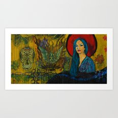 JLD Art Print