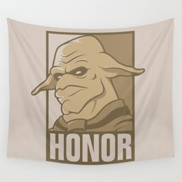 For the Honor Wall Tapestry