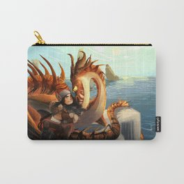 Snotloud and Hookfang Carry-All Pouch