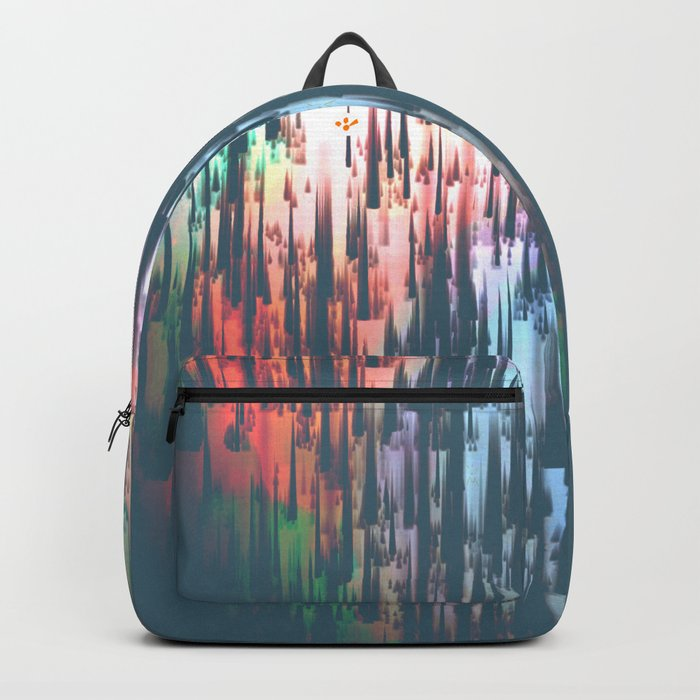 Raining Colors / Autumn Backpack