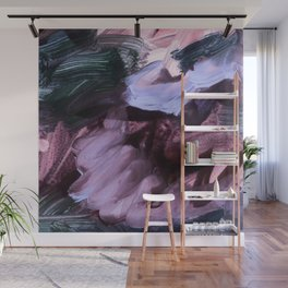 abstract painting VII Wall Mural