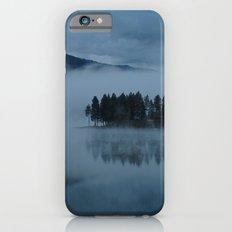 Foggy lake morning Slim Case iPhone 6s