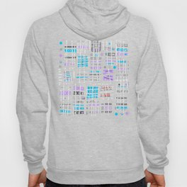 Color square 07 Hoody