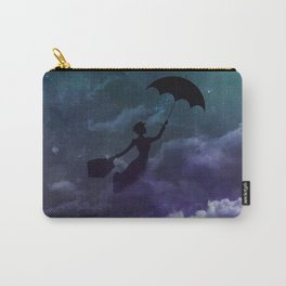 Mary Poppins in the sky with diamonds Carry-All Pouch