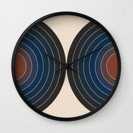 Sonar - Dusk Wall Clock