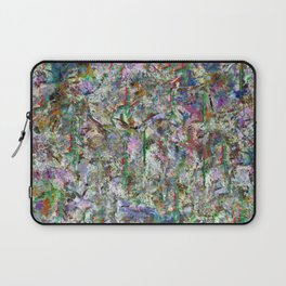 Fractured Manufacture Laptop Sleeve