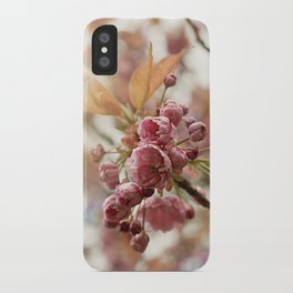 little buds iPhone Case