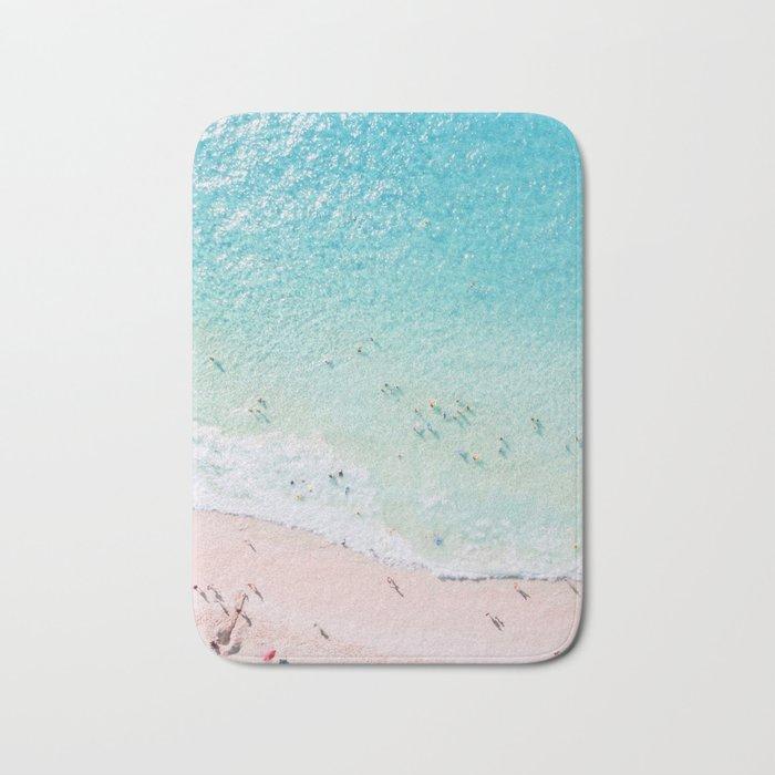Beach Sunday Bath Mat
