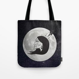 Grandmother Moon Tote Bag