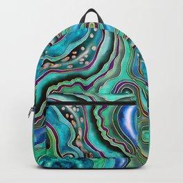 Emerald fantasy Backpack