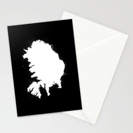 Iceland W&B Stationery Cards