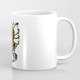 King Ghidora Kaiju Print FC Coffee Mug