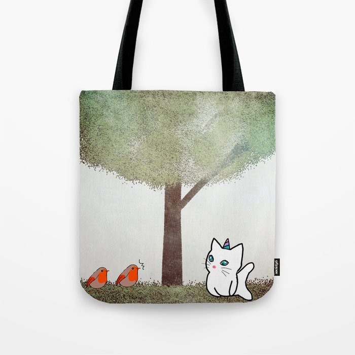 cat-17 Tote Bag