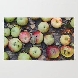 Fresh Apples Rug