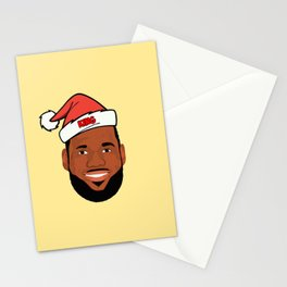 Lebron Christmas Stationery Cards