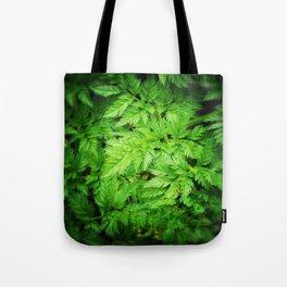 Leafy Greens DPSS170416b Tote Bag