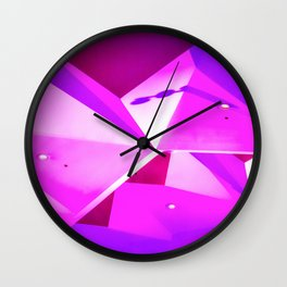 Angles Wall Clock