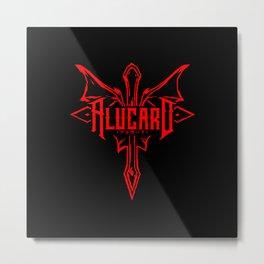 Alucard II Metal Print