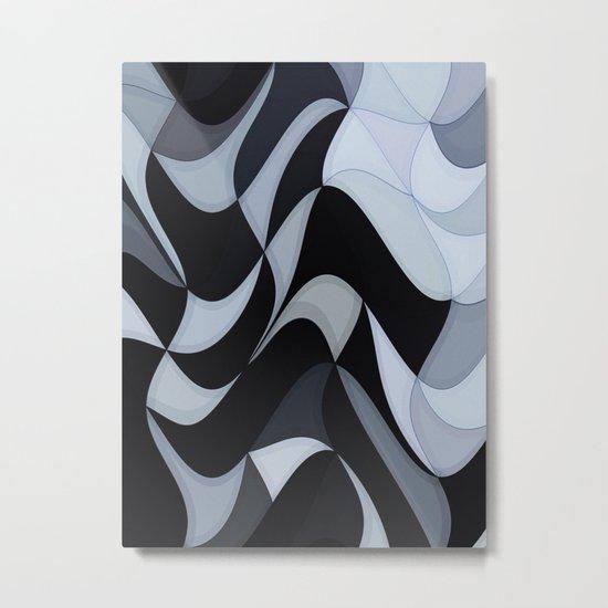 Making Waves Metal Print