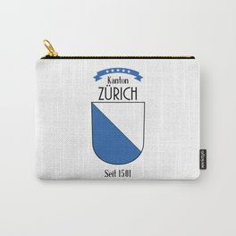 Canton of Zurich Carry-All Pouch